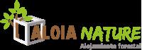 Aloia Nature Alojamientos Logo