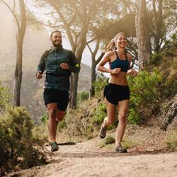 Actividad deportiva Trail Running