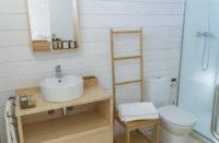 Cabaña baño