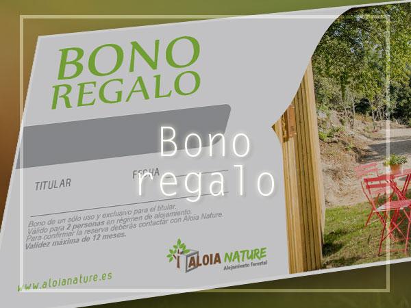 Bono regalo Aloia Nature