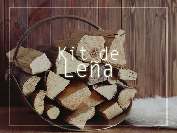 Kit de leña