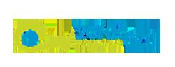 Logo Verde Azul Aventuras